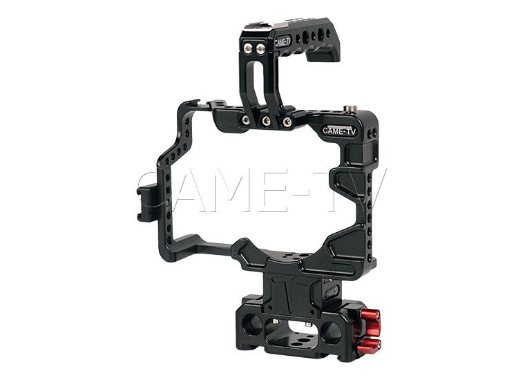 Protective Cage Plus for GH5 Camera with Mattebox and Follow Focus