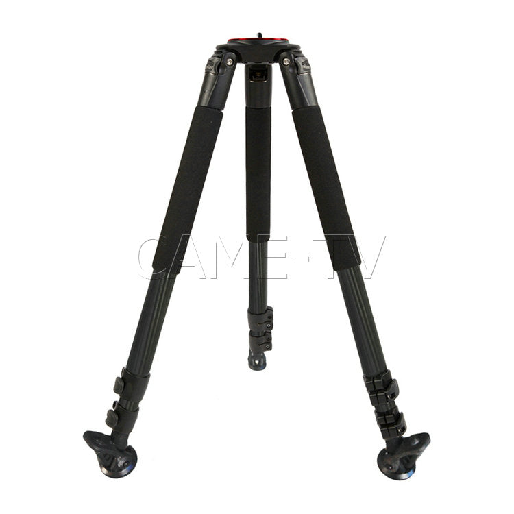 CAME-TV Carbon Fiber Tripod Max Load 55 Lbs