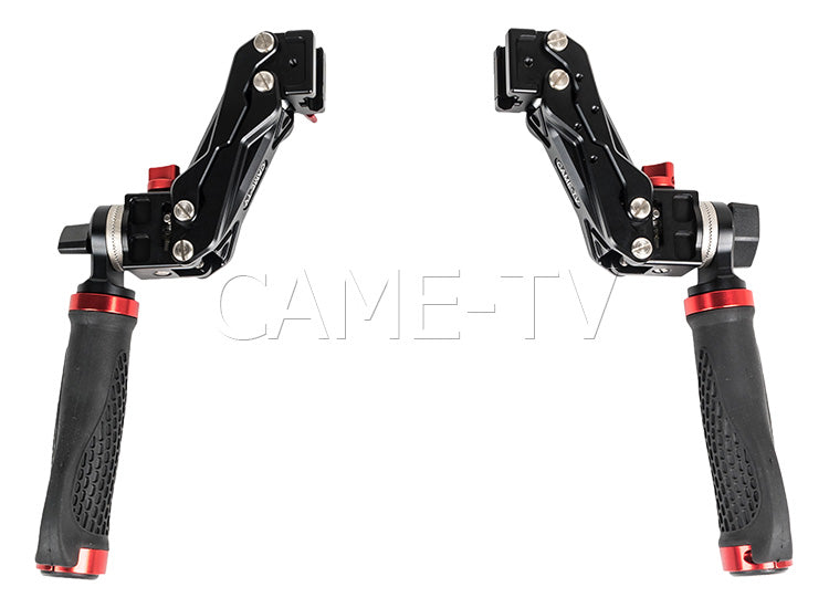 CAME-TV Dual Adjustable Spring Handles for DJI RONIN S/RSC2/RS2