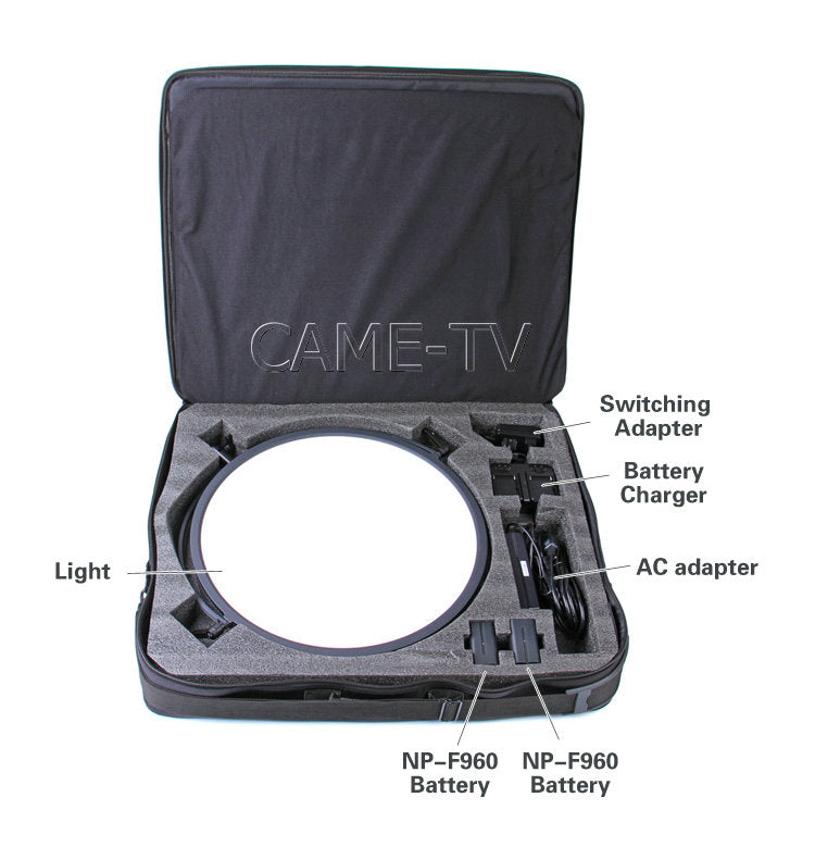 CAME-TV C700D Daylight LED Edge Light