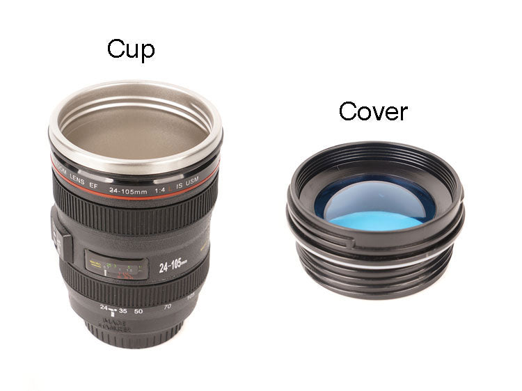 CAME-TV Lens Cup