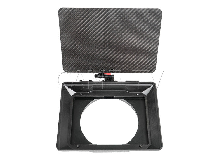CAME-TV Matte Box With Carbon Fiber Flag 110 Cine Lens