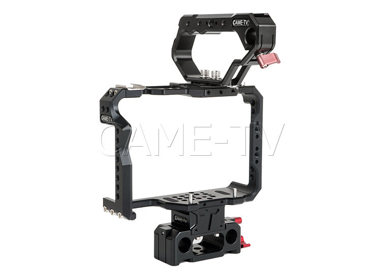 CAME-TV Panasonic S1H Rig