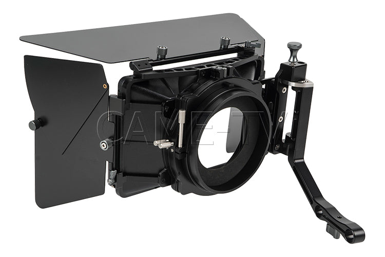 CAME-TV Shoulder Rig with Mattebox Follow Focus For For Sony PXW-FS5M2