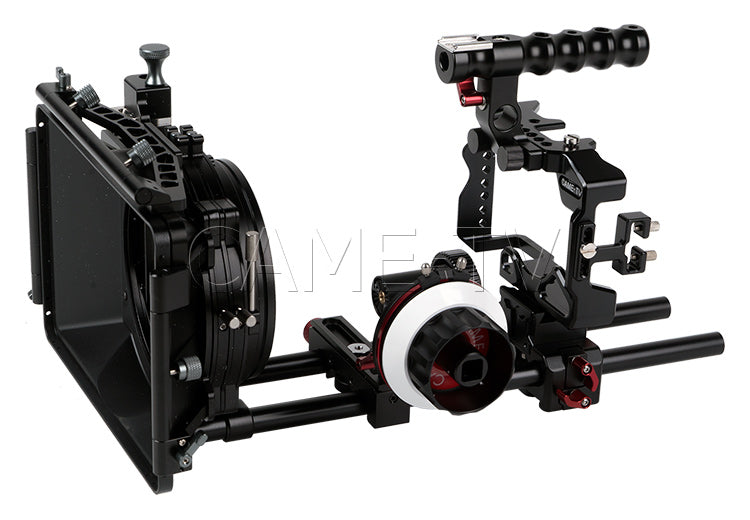 CAME Sony A7RIII Camera Rig  Mattebox Follow Focus Kit