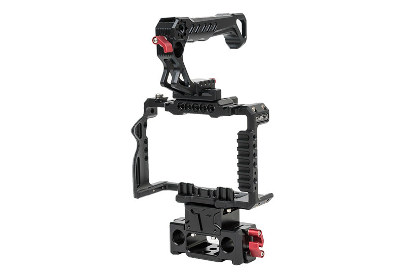 CAME-TV Sony A7SIII Camera Rig With Mattebox & Follow Focus