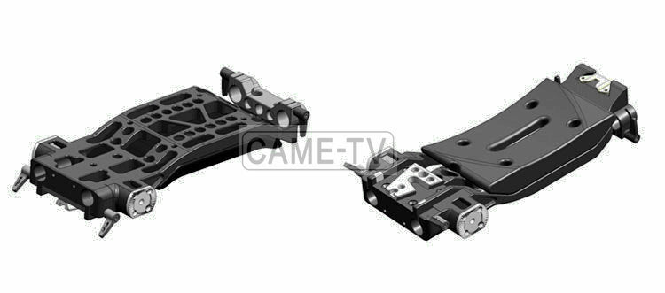 Sony FS7 Quickrelease Baseplate