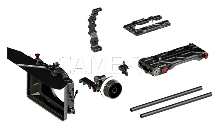 CAME-TV Sony FX9 Camera Cage Kit