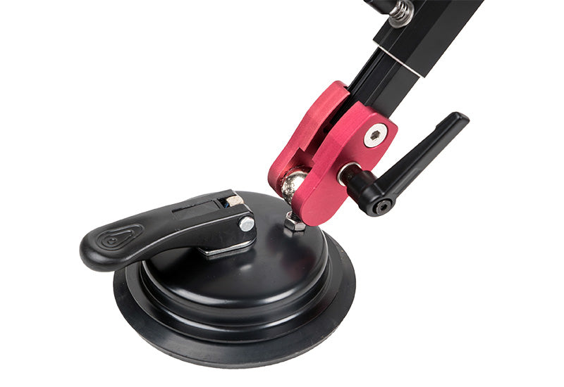CAME-TV Video Suction Cup Car Mount Shooting Max 110 Lbs Load 50kg SK04