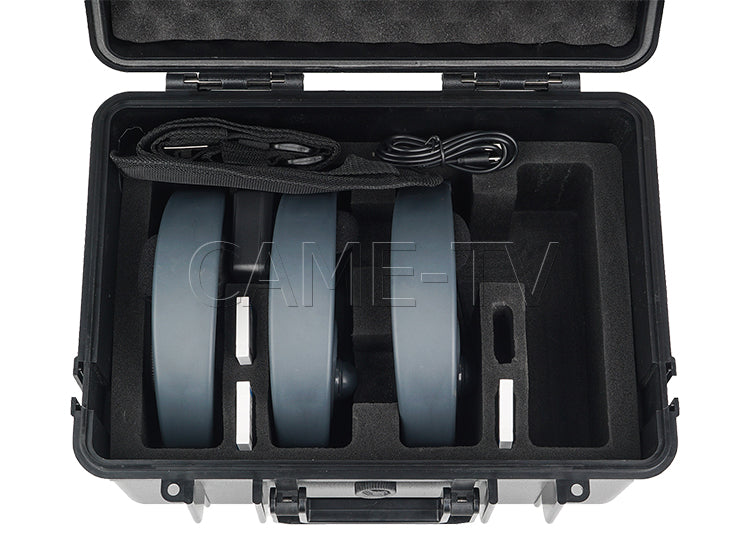CAME-TV WAERO Duplux Digital Wireless Foldable Headset with Hardcase