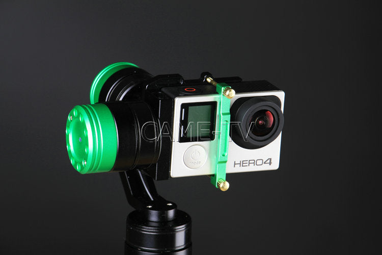 CAME-Action Gimbal 3 Axis for Gopro 32 Bit Boards with Encoders