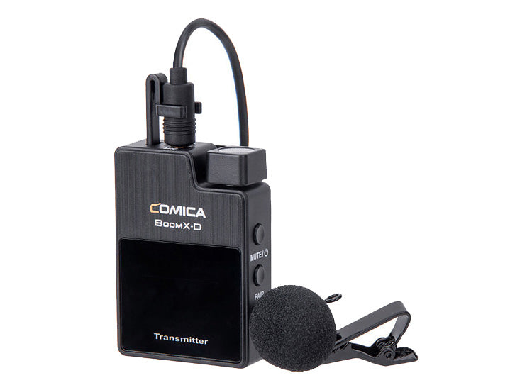 Comica BoomX-D D1 Wireless Microphone