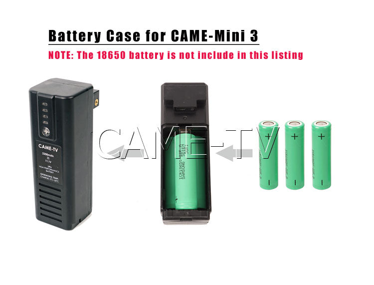 CAME-MINI 3 Gimbal Battery case