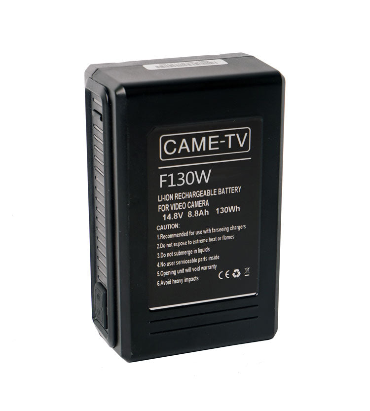 CAME-TV F-Series V-Mount Li-ion Battery