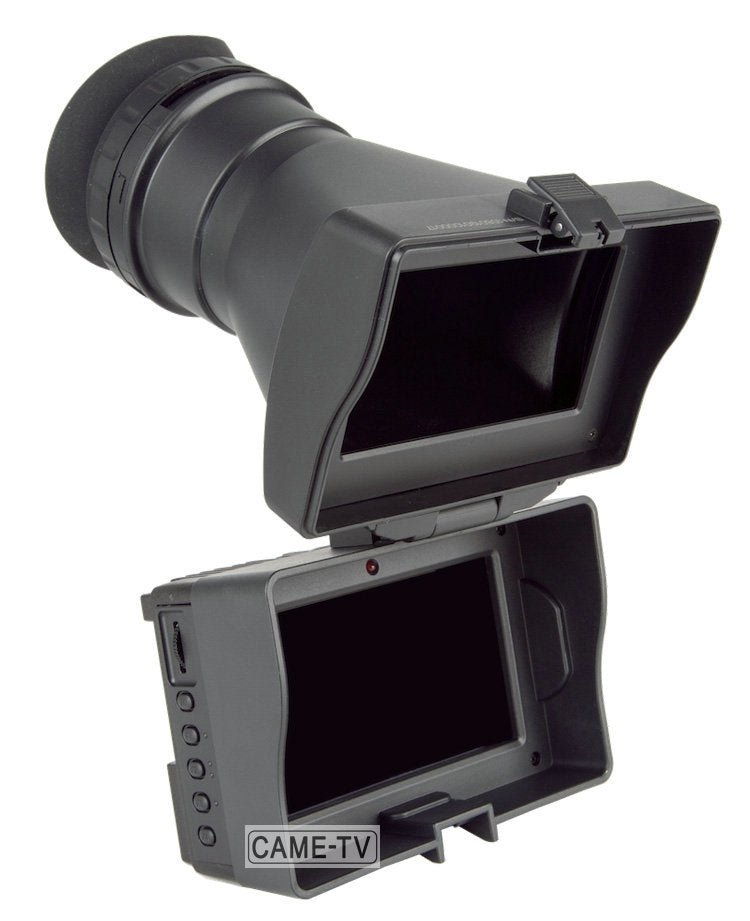 F&V SpectraHD 4 Monitor and Loupe Kit