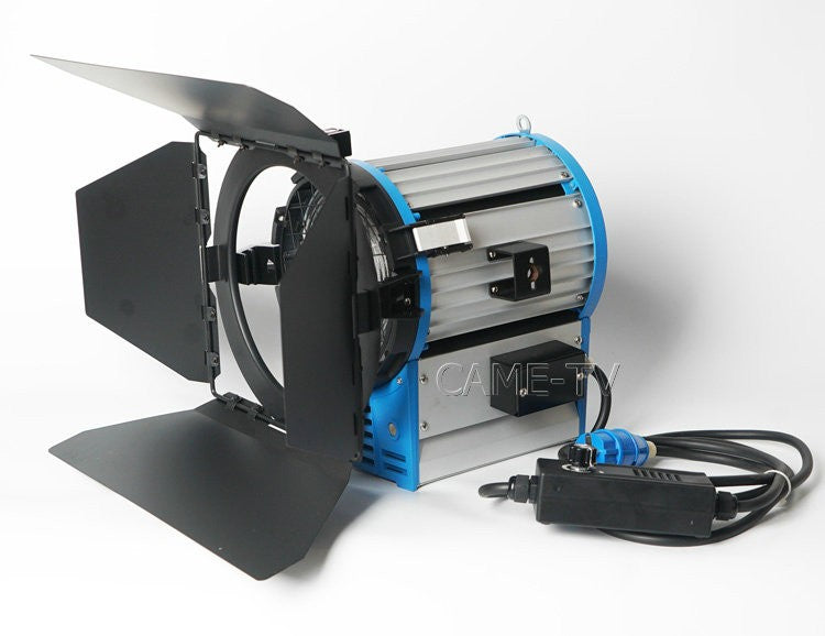 2000W Fresnel Tungsten Light With Dimmer Built In