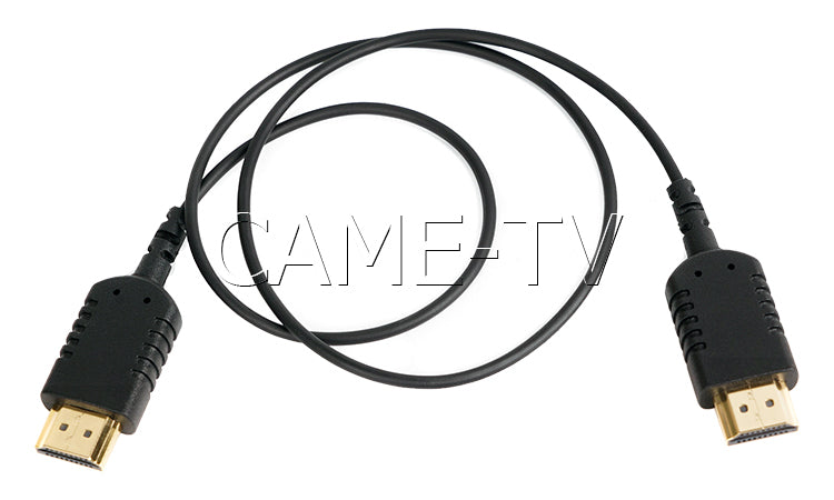 CAME-TV 2 Foot Ultra-Thin and Flexible HDMI Cable AA