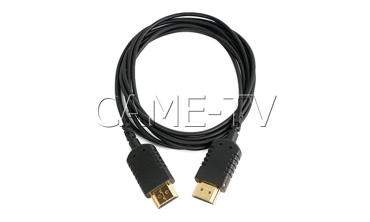 CAME-TV 6 Foot Ultra-Thin and Flexible HDMI Cable AA