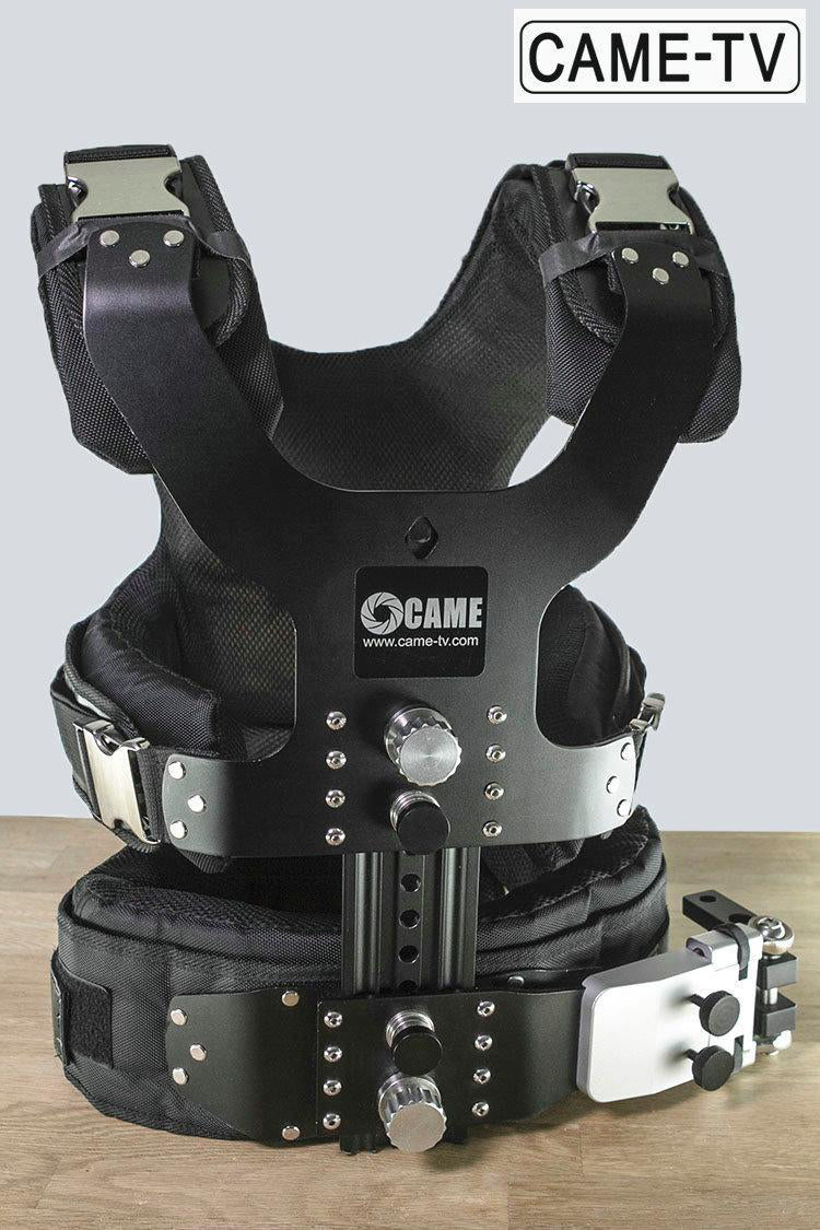 Pro Camera Steadicam Vest + Dual Arm