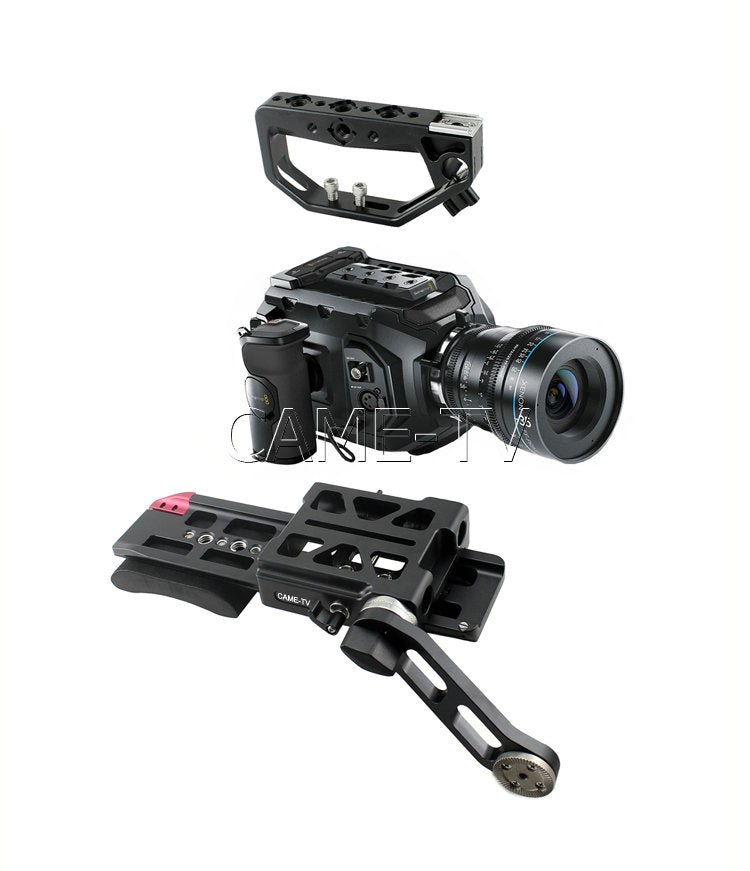 BlackMagic URSA Mini Rig Pro Kit