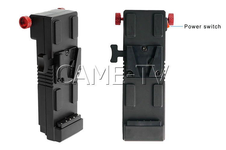 V-Mount Battery Plate Suitable For Our CAMEProdigy And CAME Argo