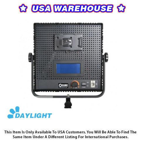 CAME-TV High CRI Digital 5600K 1024 LED Video Film Panel Light - USA Warehouse