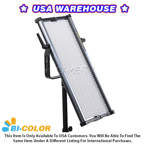 1092B Bi-Color LED Panel - USA Warehouse