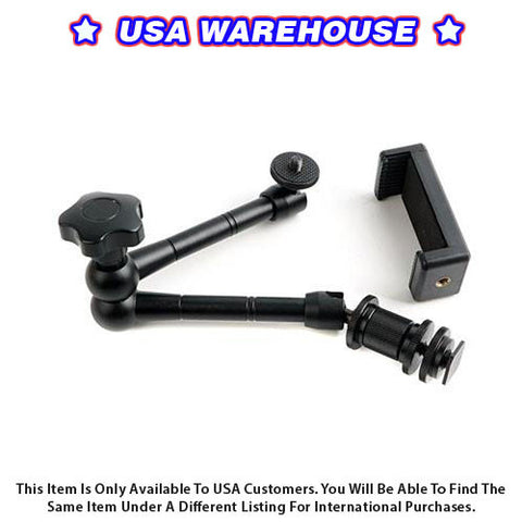 "Came-TV 11"" Magic Arm With Clamp - USA Warehouse"