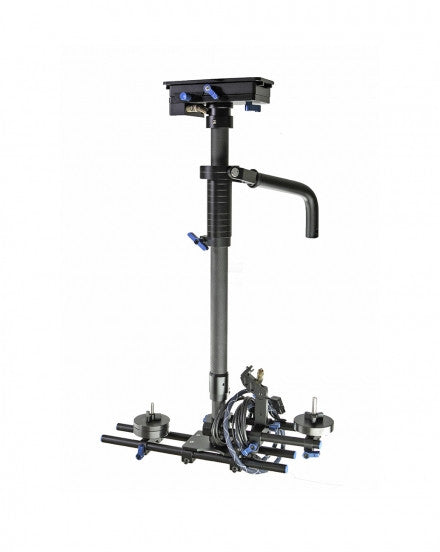 CAME 2-12kg DSLR Rig Camera Carbon Fiber Video Stabilizer