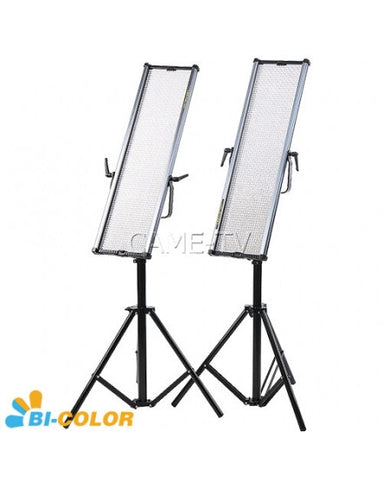 1806B Bi-Color LED Panels (2 Piece Set)