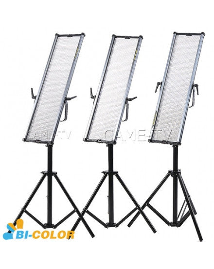 1806B Bi-Color LED Panels (3 Piece Set)