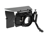 CAME-TV DSLR Rigs ABS 4 X 4 Matte Box For A7S 7D 5D2 5D3 Camera