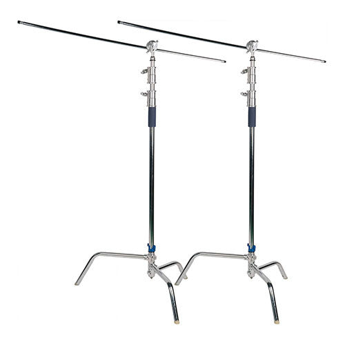 2 sets 3.3m Studio Centry C Stand Detachable Light C-Stand