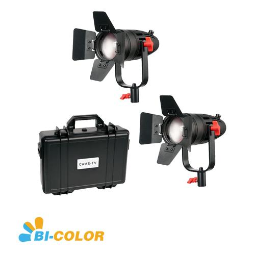 CAME-TV Boltzen 30w Fresnel Fanless Focusable LED Bi-Color 5800 Lux@1m