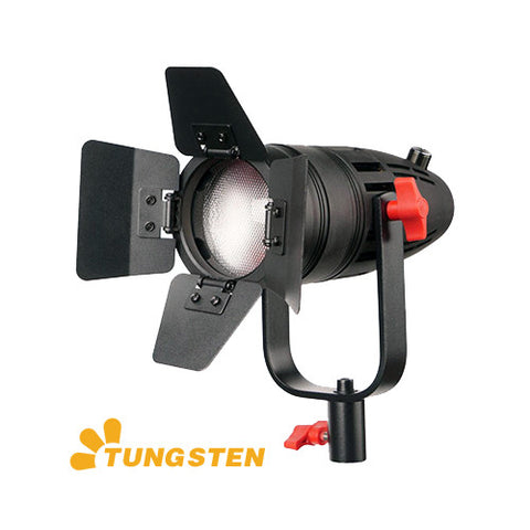 1 Pc CAME-TV Boltzen 30w Fresnel Fanless Focusable LED Tungsten With Bag