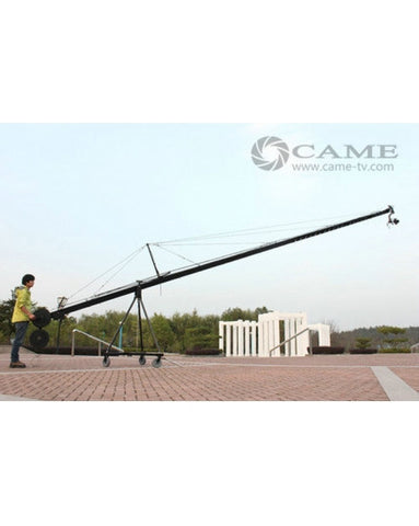 32.8ft Pan Tilt Head Load 10 Kilo Camera Crane Jib Arm Jibs