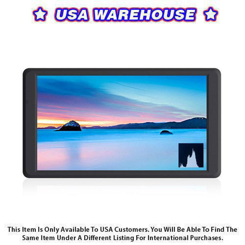 "5.7"" 4K On-camera Monitor with HDMI Input/ Output IPS  Full HD 1920x1080 4K-S57 - USA Warehouse"