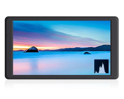 "5.7"" 4K On-camera Monitor with HDMI Input/ Output IPS  Full HD 1920x1080 4K-S57"