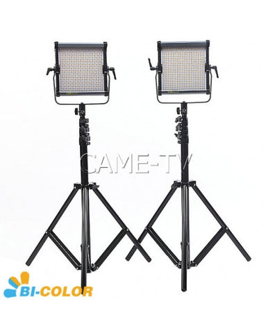 576B Bi-Color LED Panels (2 Piece Set)