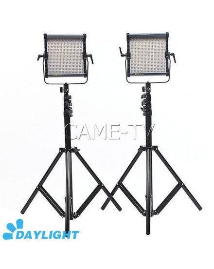576D Daylight LED Panels (2 Piece Set)