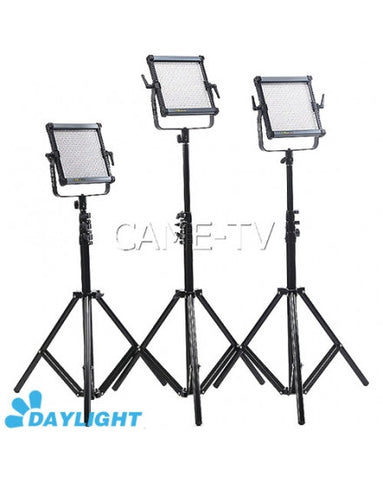 576D Daylight LED Panels (3 Piece Set)
