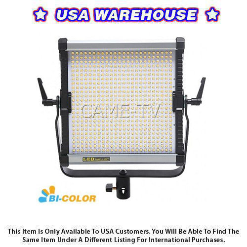 576B Bi-Color LED Panel - USA Warehouse