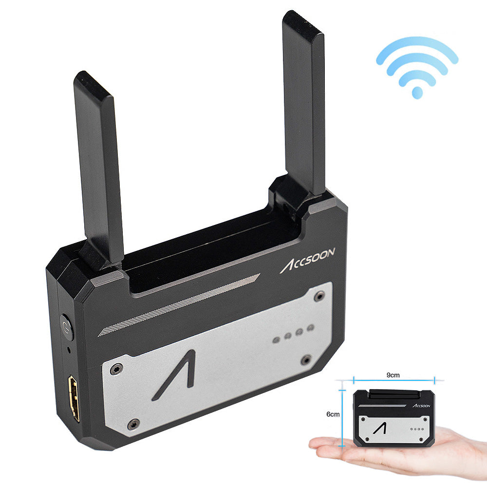 CAME-CineEye Pocket Sized WiFi HDMI Video Transmitter