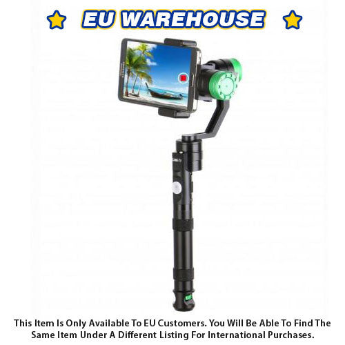 CAME-ACTION 2 3-Axis Gimbal iPhone 32 Bit Boards with Encoders - European Warehouse