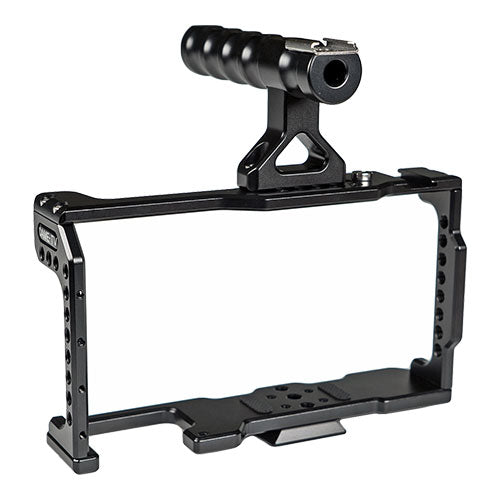 CAME-TV BMPCC 4K / 6K Basic Cage For BlackMagic Pocket Cinema Camera