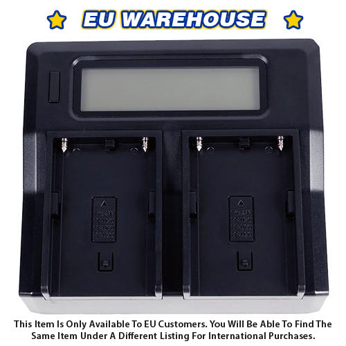 CAME-TV BP Dual Charger - European Warehouse