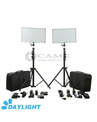 Batteries + 1016 LED Video Light Panel Studio Film Lighting