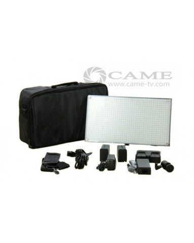 Batteries + 876 LED Video Light Panel Studio Film Lighting