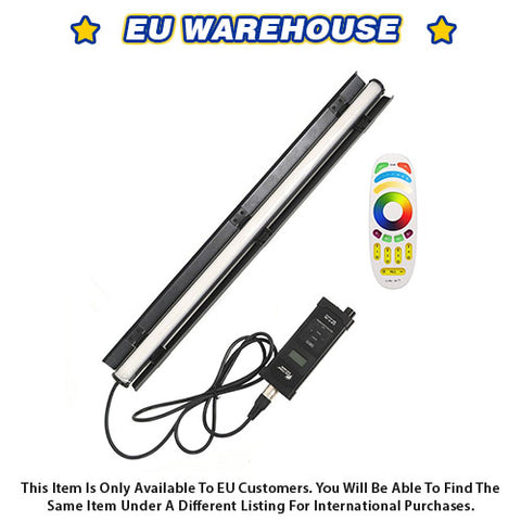 Boltzen Andromeda Slim Tube LED Light 2FT (RGBDT) - European Warehouse