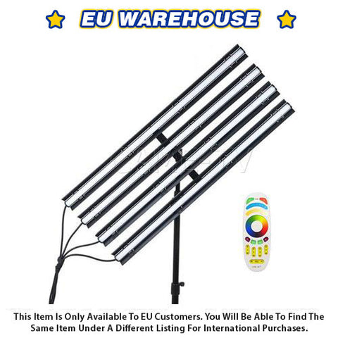 Boltzen Andromeda Slim Tube LED Light 4 Lights Kit 3FT (RGBDT) - European Warehouse
